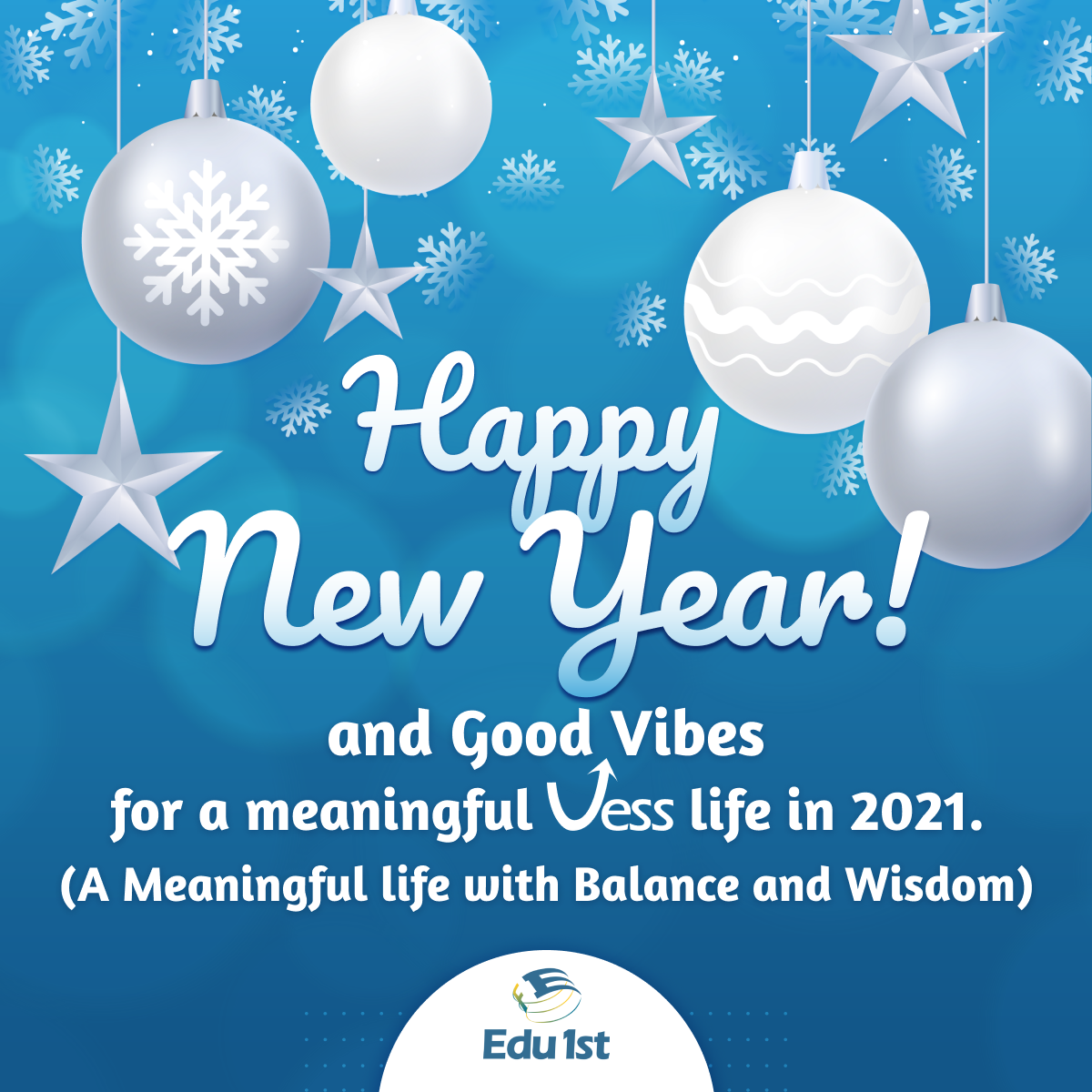 We are grateful to have families like you, who are a pleasure to deal with, and we wish you a New Year as cheerful and happy as you and your children are.